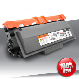 Toner Brother TN 3390 (HL 6180/DCP 8250) BLACK 12K 24inks