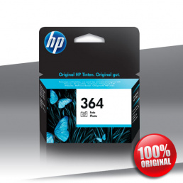 Tusz HP 364 PHOTO BLACK 3ml