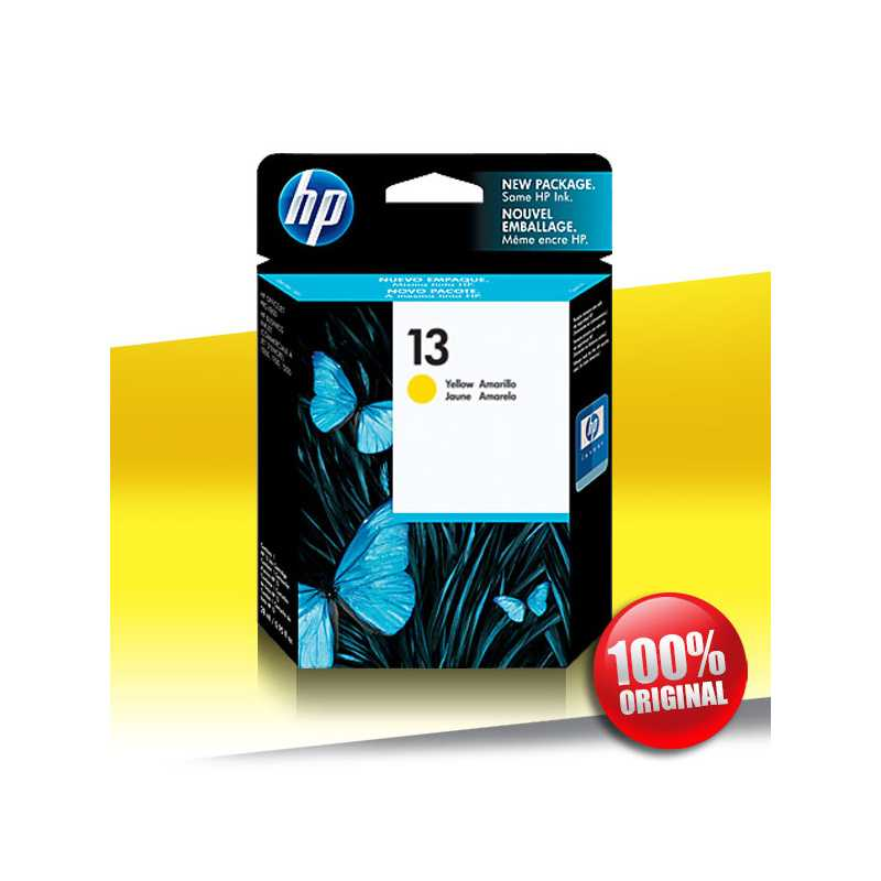 Tusz HP 13 YELLOW 14ml