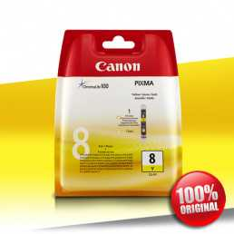 Tusz Canon 8 CLI YELLOW 13ml