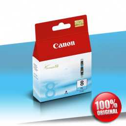 Tusz Canon 8 CLI PHOTO CYAN 13ml