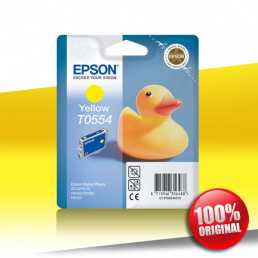 Tusz Epson 420 SPh RX (T0554) YELLOW 8ml