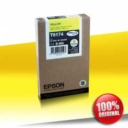 Tusz Epson 500DN B (T6174) YELLOW 100ml