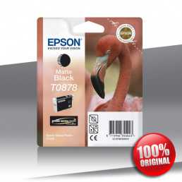 Tusz Epson 1900 SPh R (T0878) MATT BLACK 11,4ml