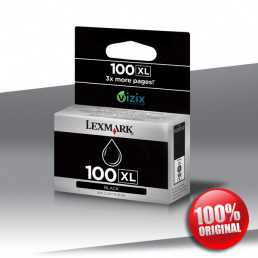 Tusz Lexmark 100 XL BLACK 510str