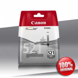 Tusz Canon 521 CLI GREY 9ml