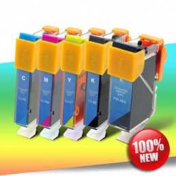 Tusz Canon 5/8 (iP 4200) MULTIPAK 1x26ml, 4x13ml 24inks